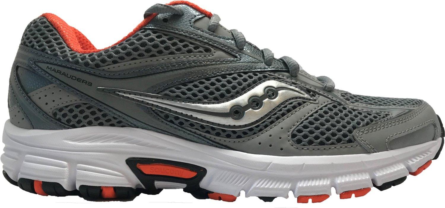 19c8a0d912 Display product reviews for Saucony Men's Grid Marauder 3 Running Shoes