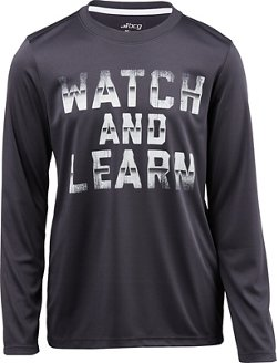 BCG Boys' Watch and Learn Graphic T-shirt