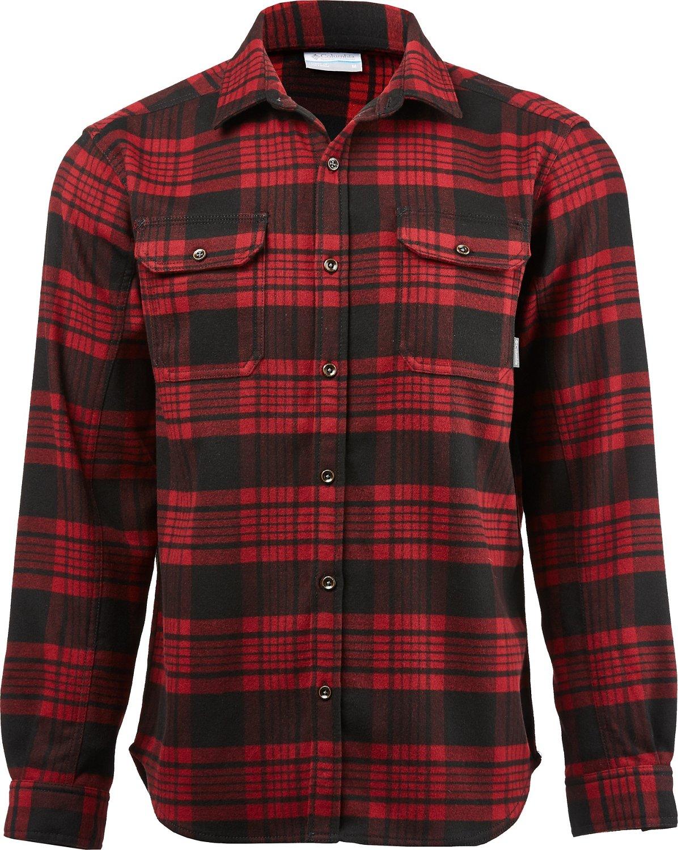 Display product reviews for Columbia Sportswear Men s Deschutes River  Heavyweight Flannel Shirt 61dba91a71a08
