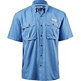 cb8480061116 Men s Aransas Pass Window Check Short Sleeve Fishing Shirt