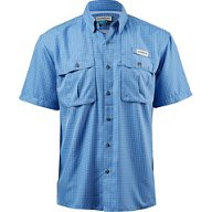 Magellan Outdoors Men's Aransas Pass Window Check Short Sleeve Fishing Shirt