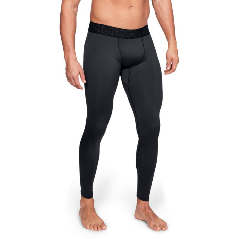 Under Armour UA Recover Compression Men's Leggings New 1318387 Size L and XL