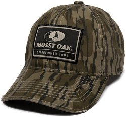 Men's Frayed Camo Cap