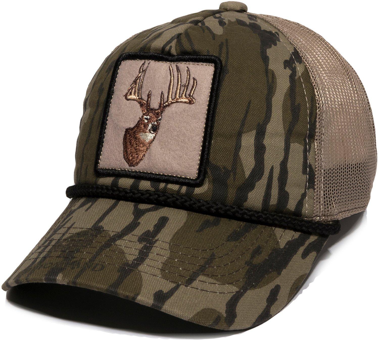 674ece5e50d1f Display product reviews for Outdoor Cap Men s Buck Head Mesh Back Camo Cap