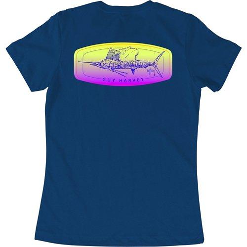 Guy Harvey Women's Stratos Graphic T-shirt