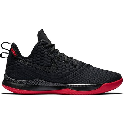 86dcaa4cd64 Nike Adults  Lebron Witness III Basketball Shoes