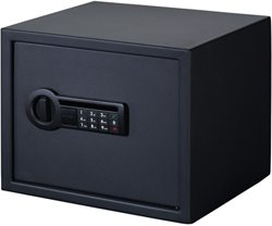 Stack-On 3-Handgun Personal Safe with Electronic Keypad and Alarm eLock