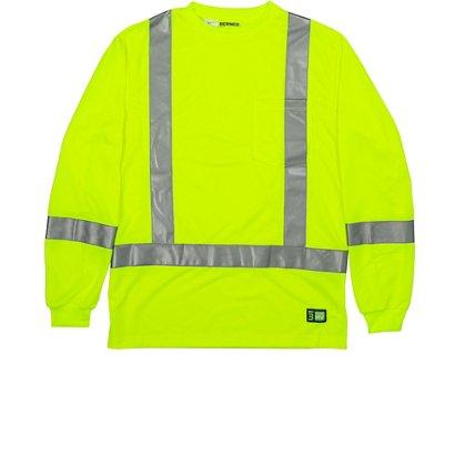 6cab4f6d0dac ... Berne Men's Hi-Visibility Performance T-shirt. Men's Shirts.  Hover/Click to enlarge