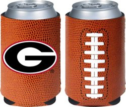 Kolder University of Georgia Pigskin Coolies 12 oz Can Holder