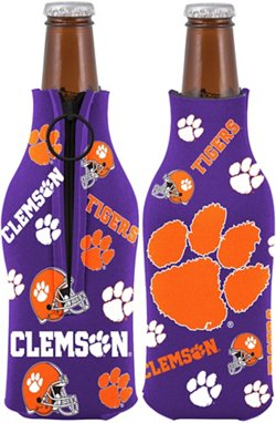Kolder Clemson University Flashback Bottle Coolie