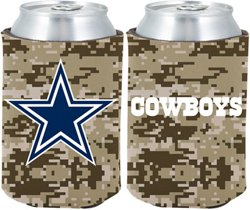 Kolder Dallas Cowboys Camo Can Coolie