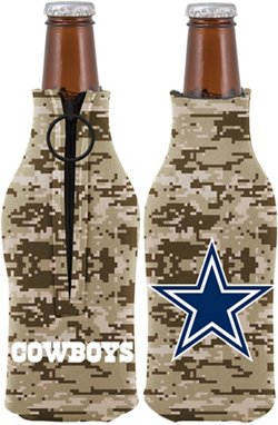 Kolder Dallas Cowboys Camo Bottle Coolie