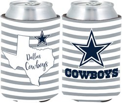 Kolder Dallas Cowboys State Stripe Can Coolie