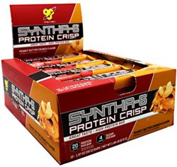 BSN Sports Syntha-6 Crisp Protein Bar