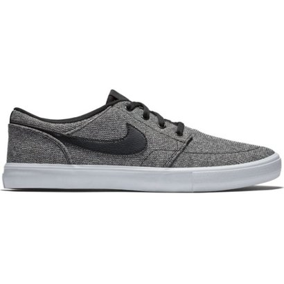Nike Men s SB Solarsoft Portmore II Premium Skateboarding Shoes ... c846dce42321