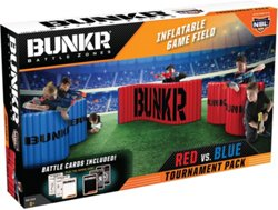 BUNKR Battlezones Red Vs. Blue Tournament Pack
