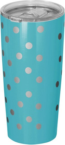 20 oz Double-Wall Stainless Steel Tumbler