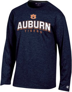 Champion Men's Auburn University In Pursuit Long Sleeve T-shirt