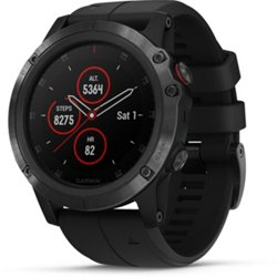 Garmin Adults' fenix 5X Plus Sapphire Smart Watch