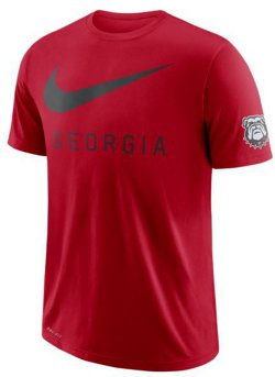 Nike Men's University of Georgia Dry DNA T-shirt