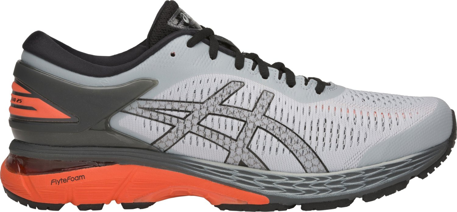 asics supported running shoes