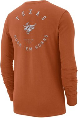 Nike Men's University of Texas Elevated Essentials T-shirt