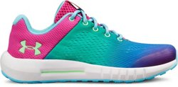Under Armour Girls' Pursuit Prism PS Running Shoes