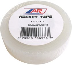 Clear Hockey Tape