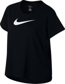 Nike Women's Plus Size Training T-shirt