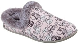 SKECHERS Women's BOBS For Cats Beach Bonfire Cuddle Kitties Clogs