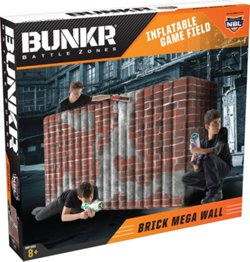 BUNKR City Zone Battlezones Mega Wall