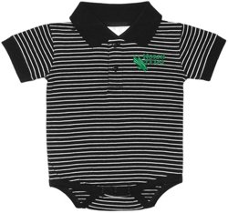 Two Feet Ahead Infants' University of North Texas Jersey Creeper
