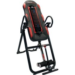 Deluxe Inversion Table with Heat and Massage