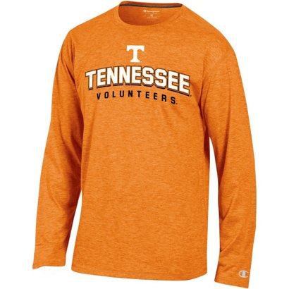 2b6ab2fe ... Champion Men's University of Tennessee In Pursuit Long Sleeve T-shirt.  Tennessee Volunteers Clothing. Hover/Click to enlarge