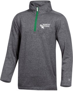 Champion Boys' University of North Texas Victory 1/4 Zip Pullover