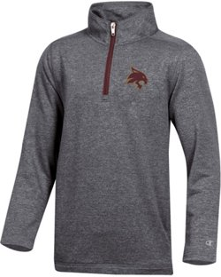 Champion Boys' Texas State University Victory 1/4 Zip Pullover