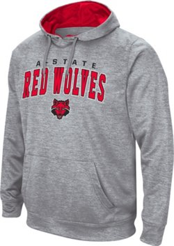 Colosseum Athletics Men's Arkansas State University Abyss Pullover Fleece Hoodie