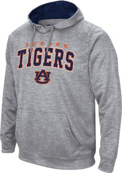 Men's Auburn University Abyss Pullover Fleece Hoodie