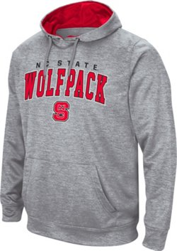 Men's North Carolina State University Abyss Pullover Fleece Hoodie