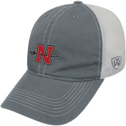 Men's Nicholls State University 2-Tone Flex Fit Putty Cap