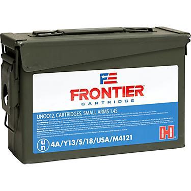 Hornady Frontier 5 56 x 45 NATO 62-Grain Spire Point Rifle Ammunition