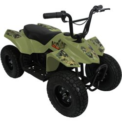 Kids' Camo ATV Quad