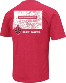 Colosseum Athletics Louisiana-Lafayette Ragin' Cajuns