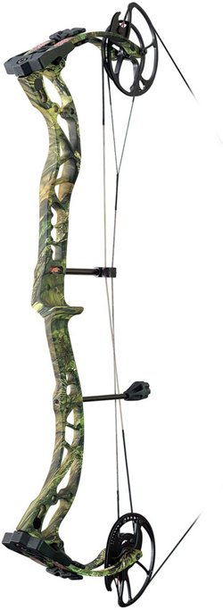 PSE Adapt Series Ramped Compound Bow