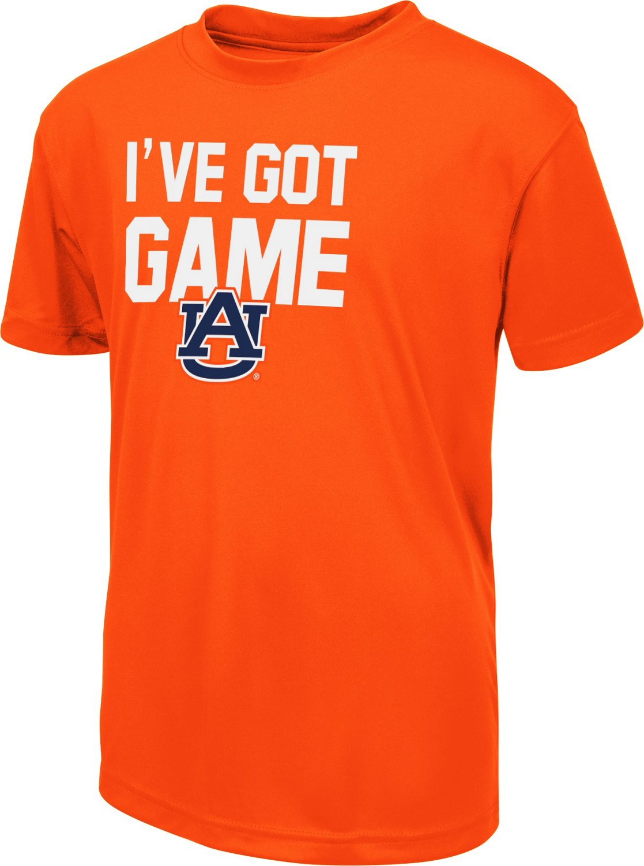 Colosseum Athletics Boys  Auburn University Got Game NOW T-shirt ... 702feae77