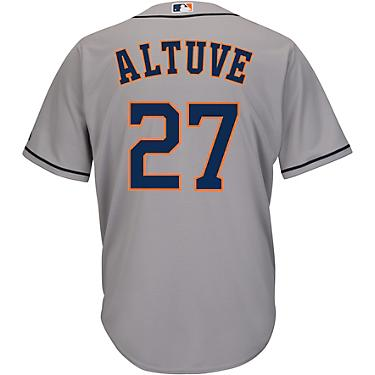 check out af776 b0960 Majestic Men's Houston Astros Altuve 27 Authentic Collection Jersey
