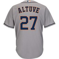 Majestic Men's Houston Astros Altuve 27 Authentic Collection Jersey