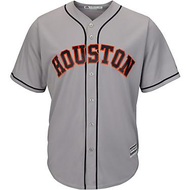 buy online a739a 11e86 Majestic Men's Houston Astros Alex Bregman 2 Replica Jersey