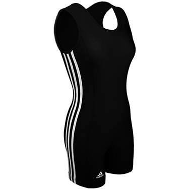 adidas Women's Performance LYCRA 3-Stripes Singlet