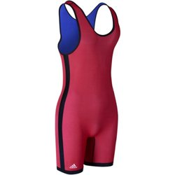 adidas Men's Reversible Wrestling Singlet